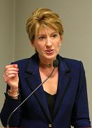 CEO Carly Fiorina (R,CA)