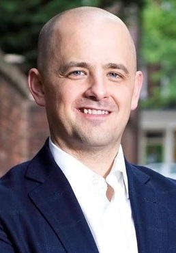 Evan McMullin (Independent presidential challenger)