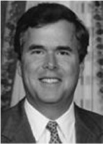 Former Florida Governor Jeb Bush (R,FL)