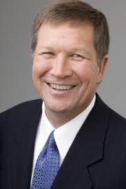 Former Republican Governor John Kasich (Ohio)