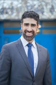 Arvin Vohra (Libertarian Party Vice Chair)
