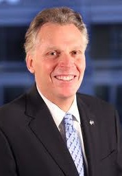 Terry McAuliffe (Democratic Governor)